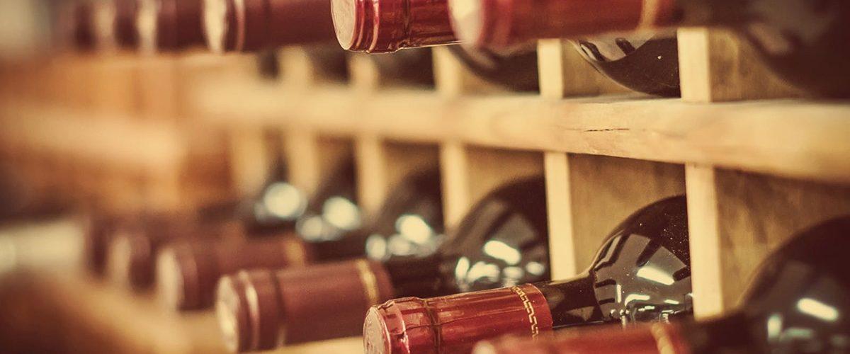 Rangement vin