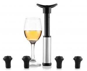 pompe à vide pour le vin