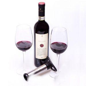 meilleure pompe à vide vin